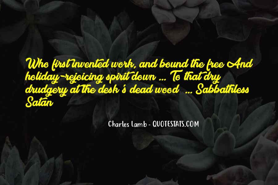 Sabbathless Quotes #1221454