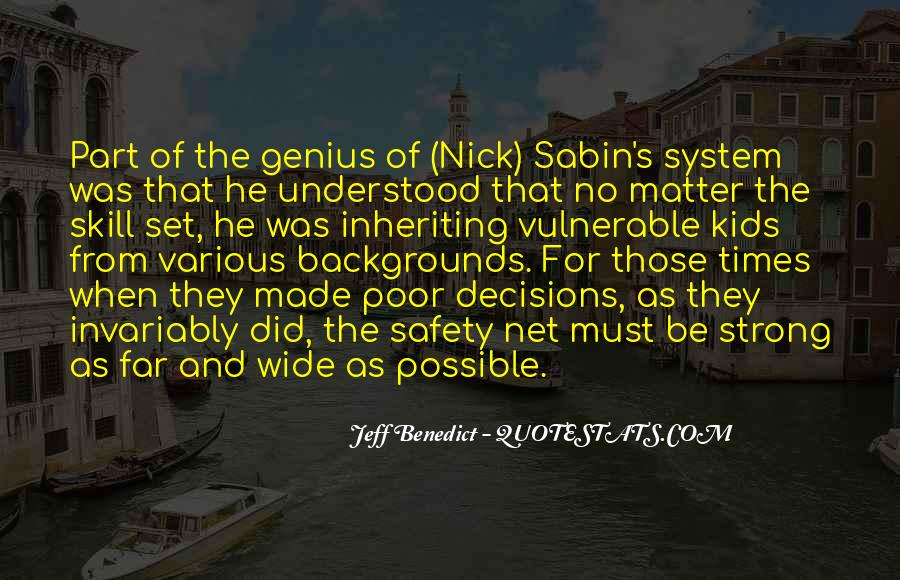 Sabin's Quotes #118545