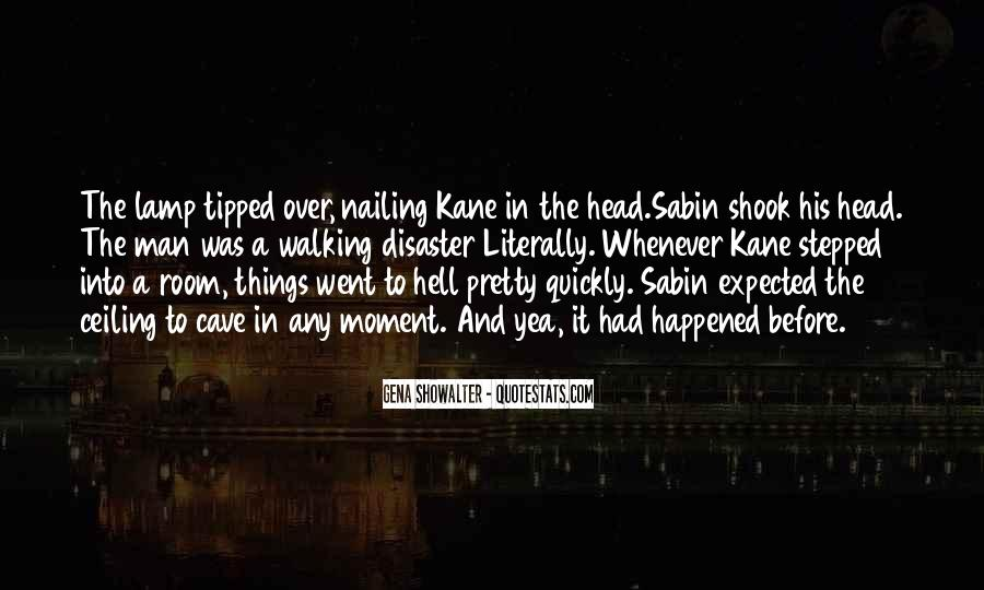 Sabin's Quotes #587314