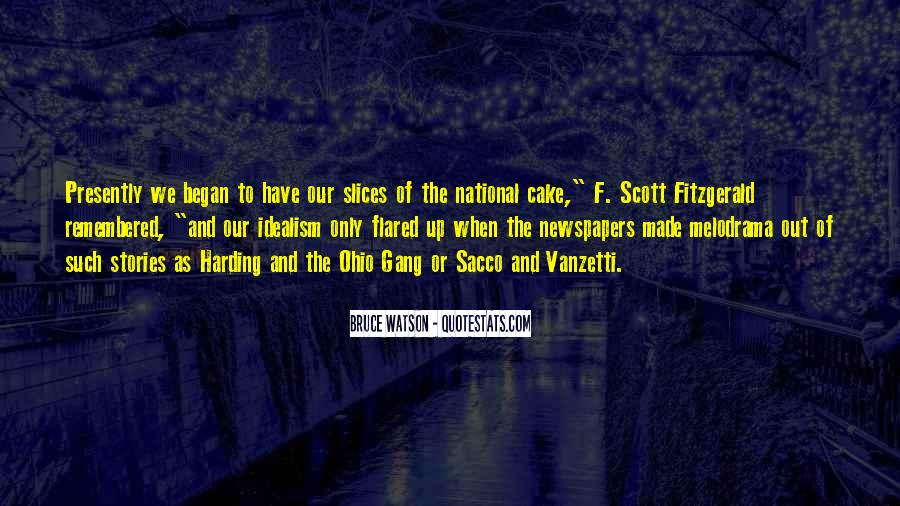 Sacco's Quotes #1324564