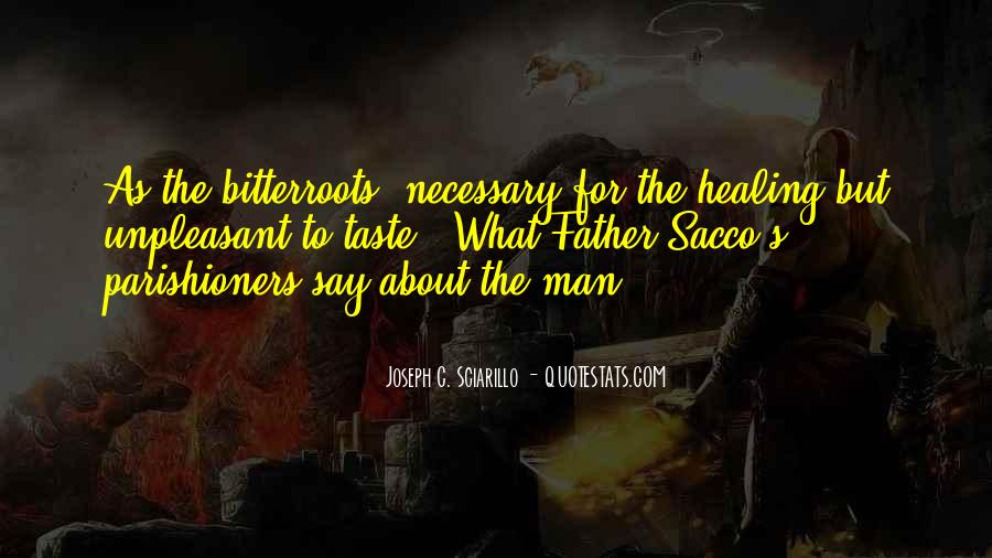 Sacco's Quotes #1436044