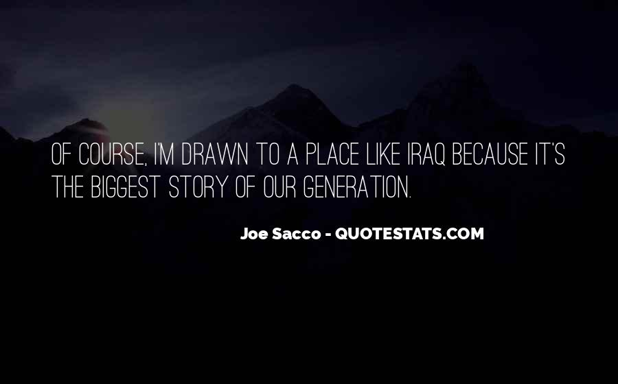Sacco's Quotes #201457