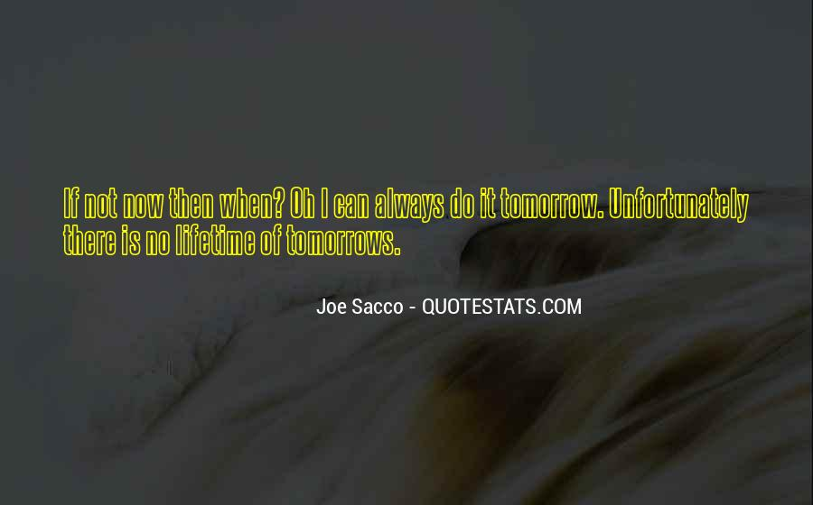 Sacco's Quotes #385472