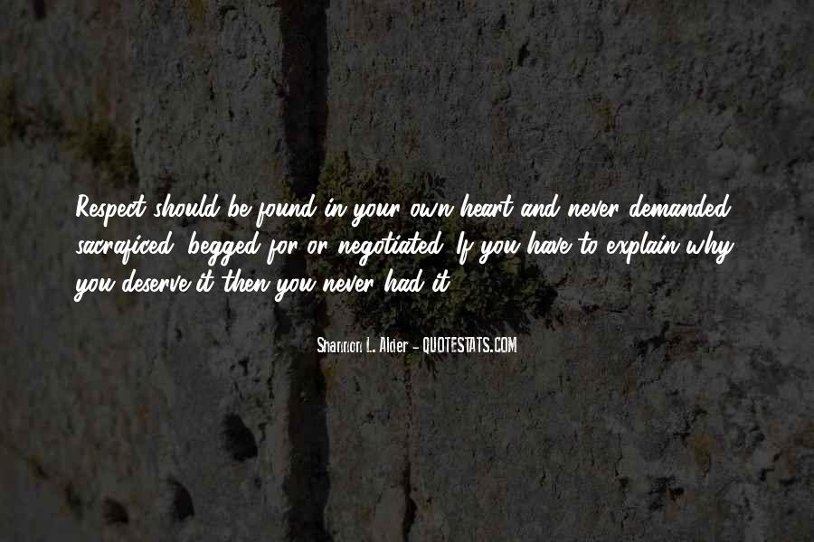 Sacraficed Quotes #1784682