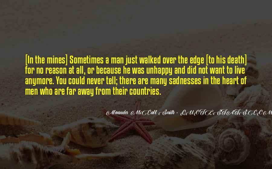 Sadnesses Quotes #1273727