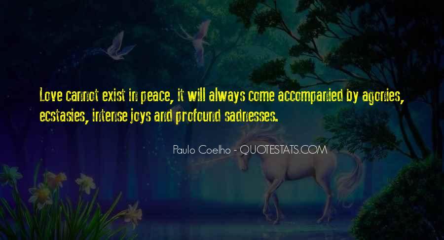 Sadnesses Quotes #497577