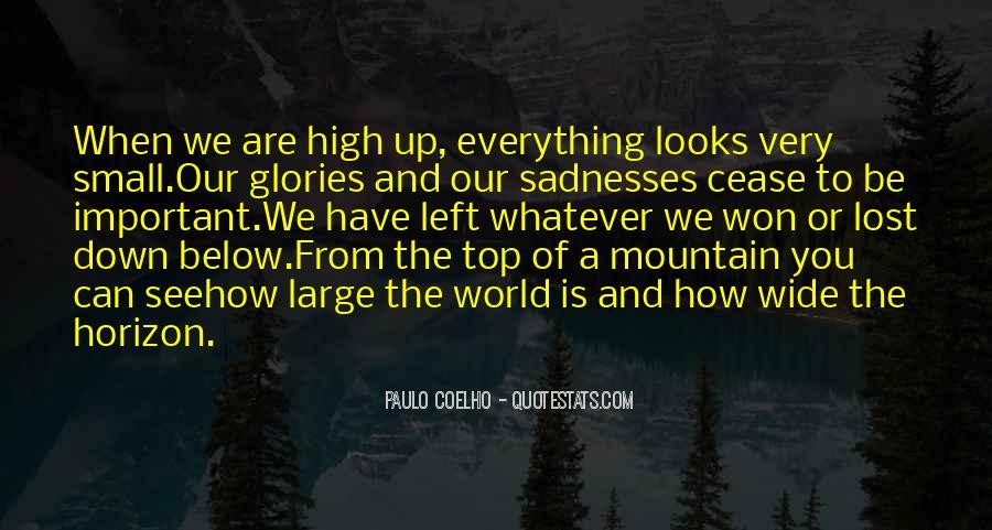 Sadnesses Quotes #759773