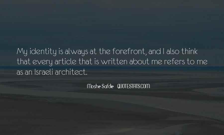 Safdie Quotes #392905