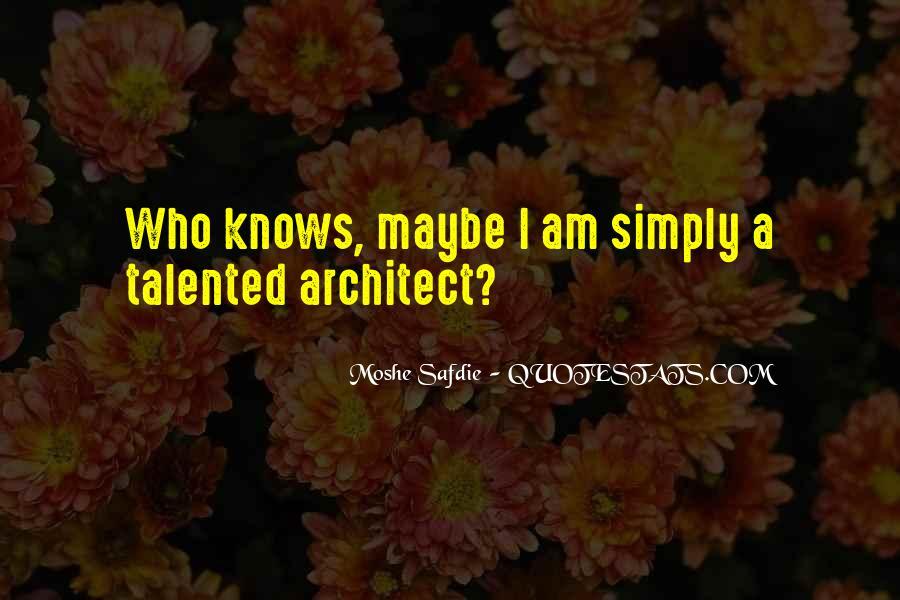 Safdie Quotes #723670