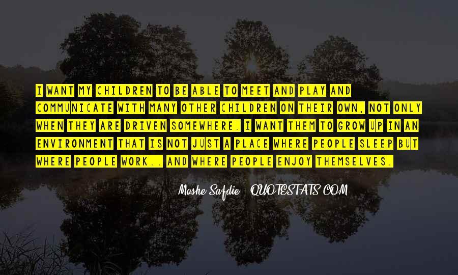 Safdie Quotes #876232