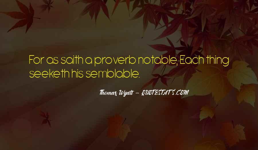 Saith Quotes #1048925