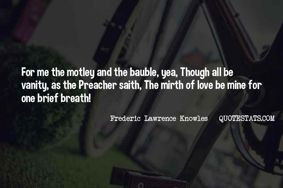 Saith Quotes #410190