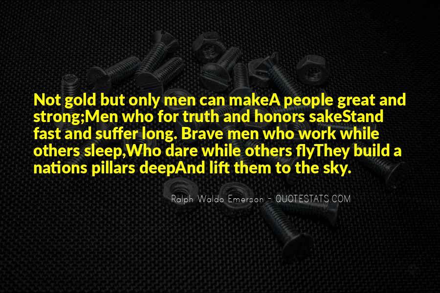 Sakestand Quotes #1300603