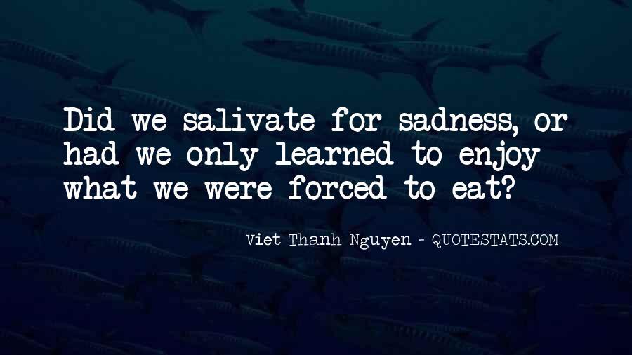 Salivate Quotes #565867