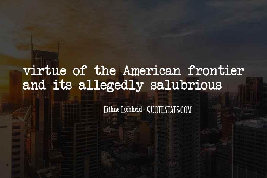 Salubrious Quotes #1420136