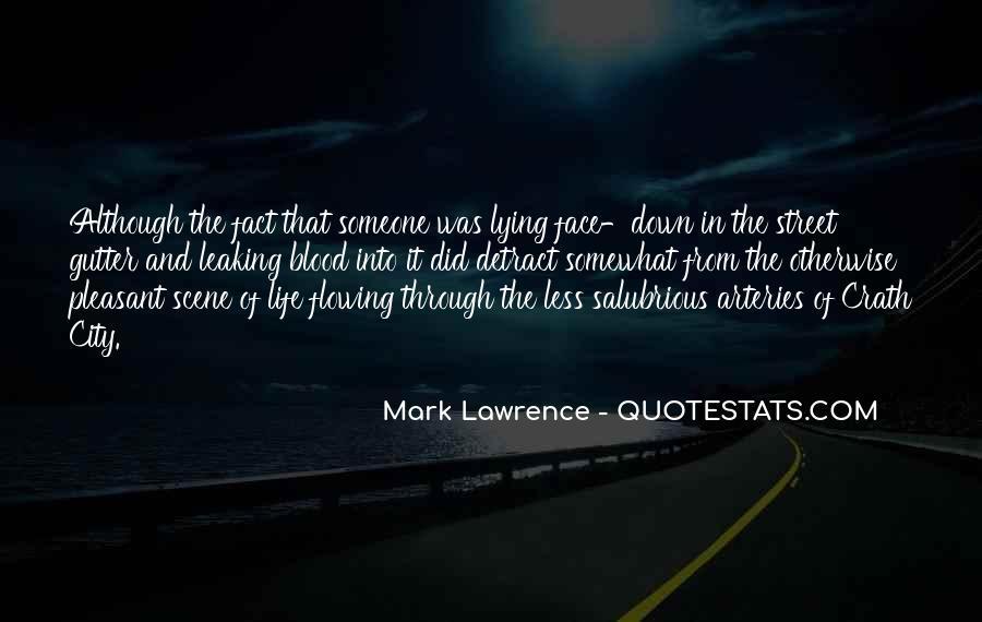 Salubrious Quotes #380232