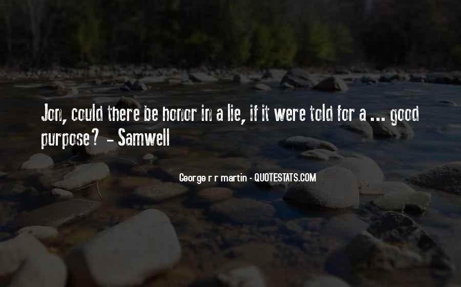 Samwell Quotes #1381162