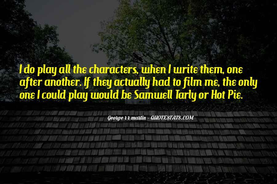 Samwell Quotes #1719