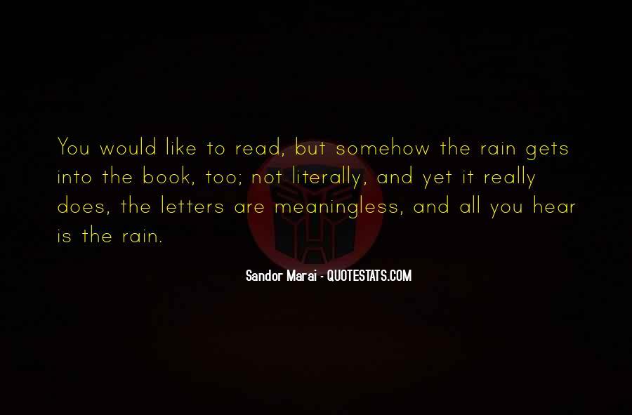Sandor's Quotes #1078015