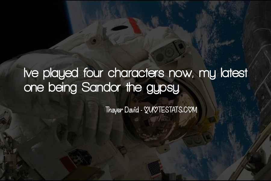 Sandor's Quotes #1145762