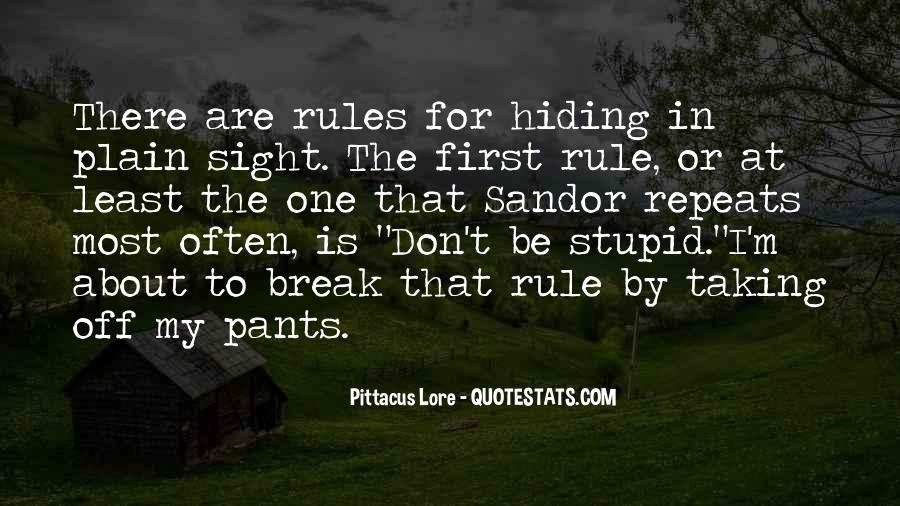 Sandor's Quotes #1228208