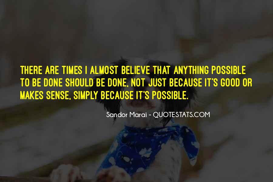 Sandor's Quotes #1763467