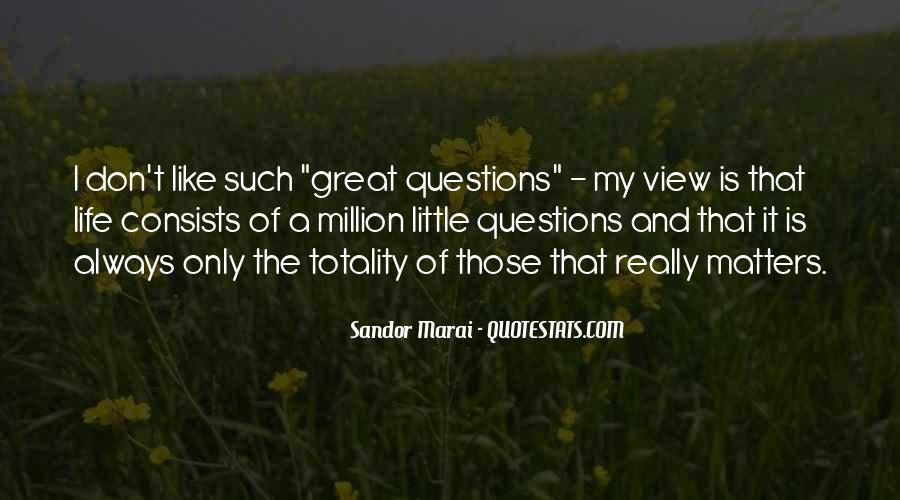 Sandor's Quotes #427182