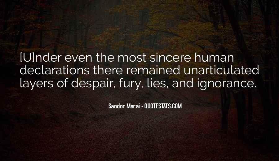 Sandor's Quotes #489574