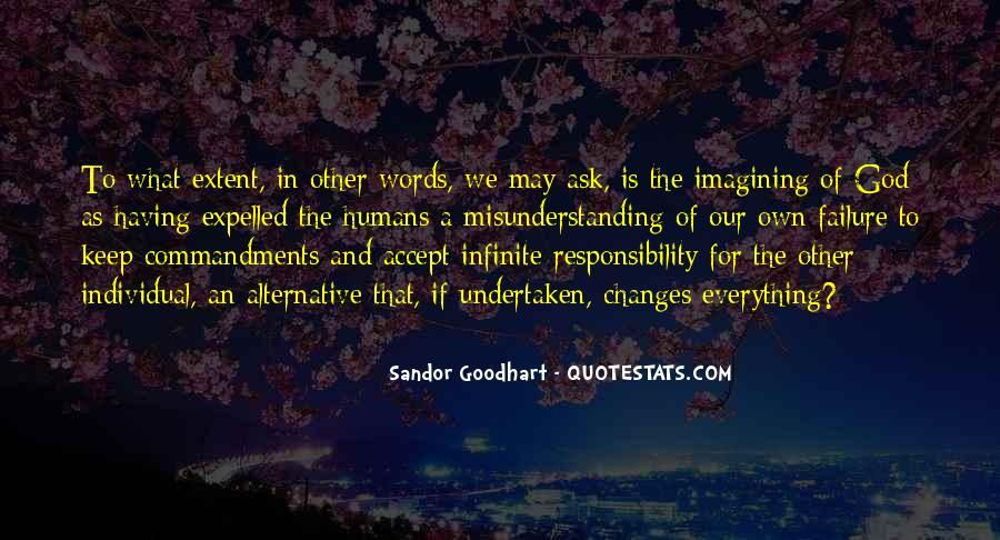 Sandor's Quotes #529317