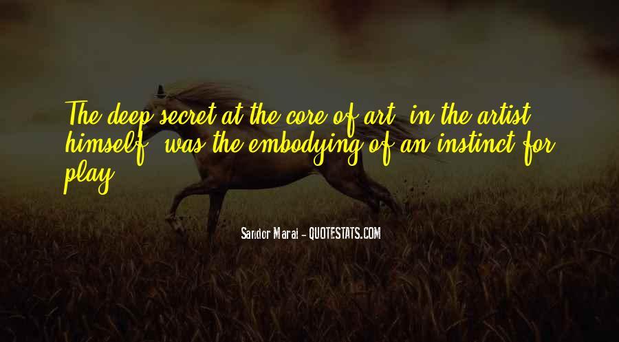 Sandor's Quotes #541261