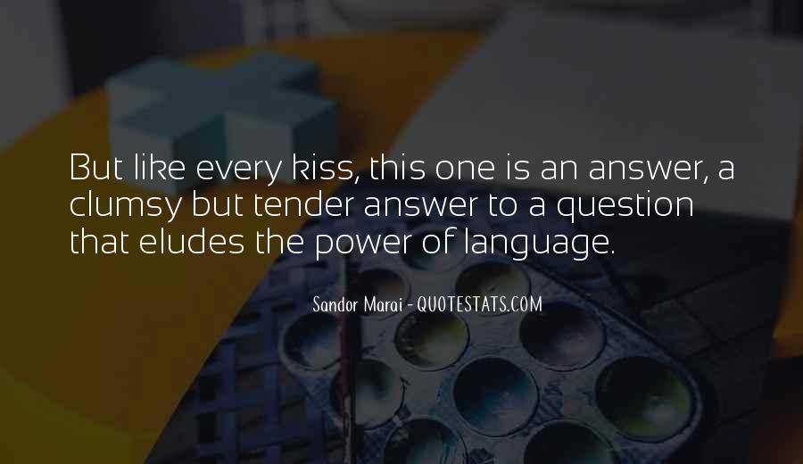 Sandor's Quotes #549318