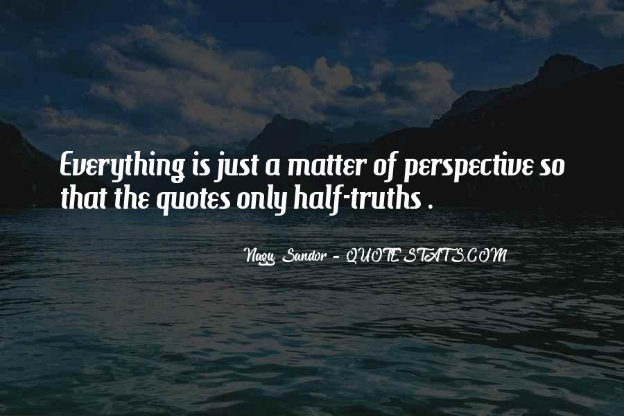 Sandor's Quotes #649064