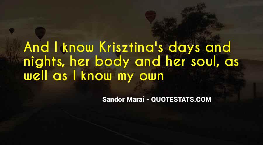 Sandor's Quotes #786147