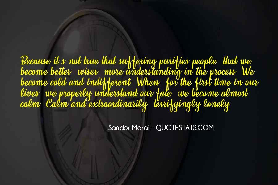 Sandor's Quotes #924661