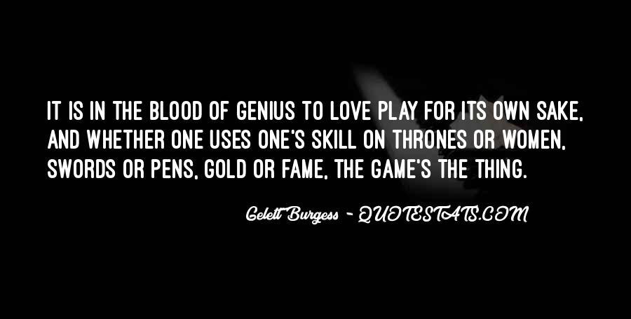 Sanguinaria Quotes #1838507