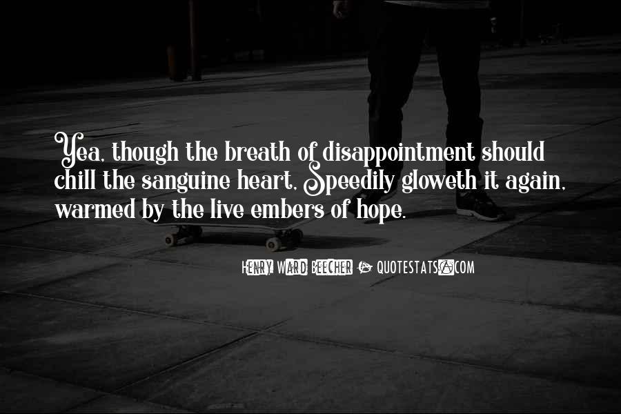Sanguine's Quotes #1038888