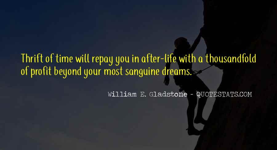 Sanguine's Quotes #1047563