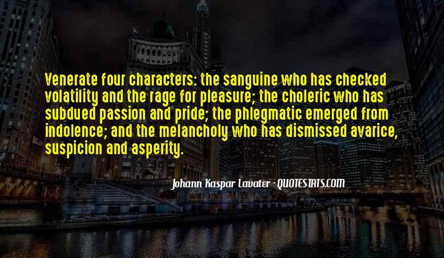 Sanguine's Quotes #1114459