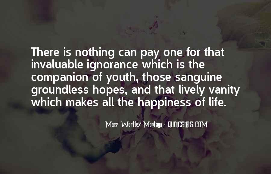 Sanguine's Quotes #114614