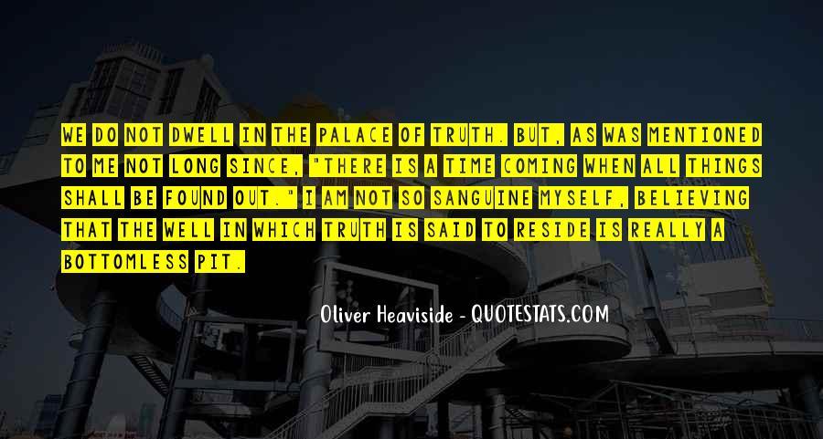 Sanguine's Quotes #1150035