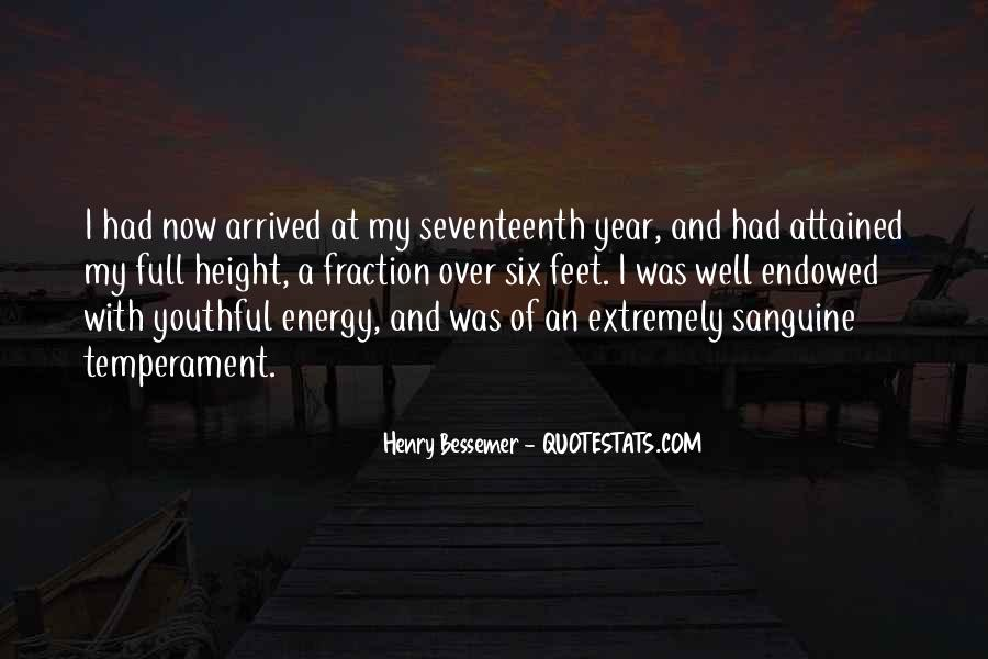 Sanguine's Quotes #1165998