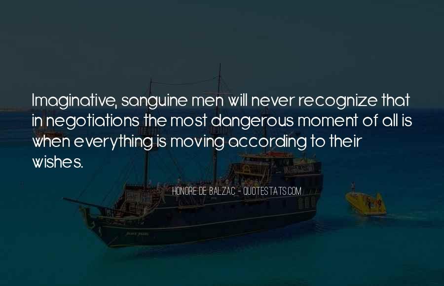 Sanguine's Quotes #1175570