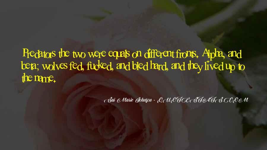 Sanguine's Quotes #1212649