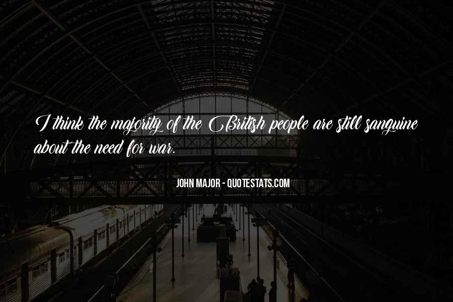 Sanguine's Quotes #1221480