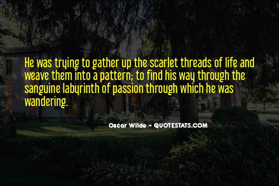 Sanguine's Quotes #1362953