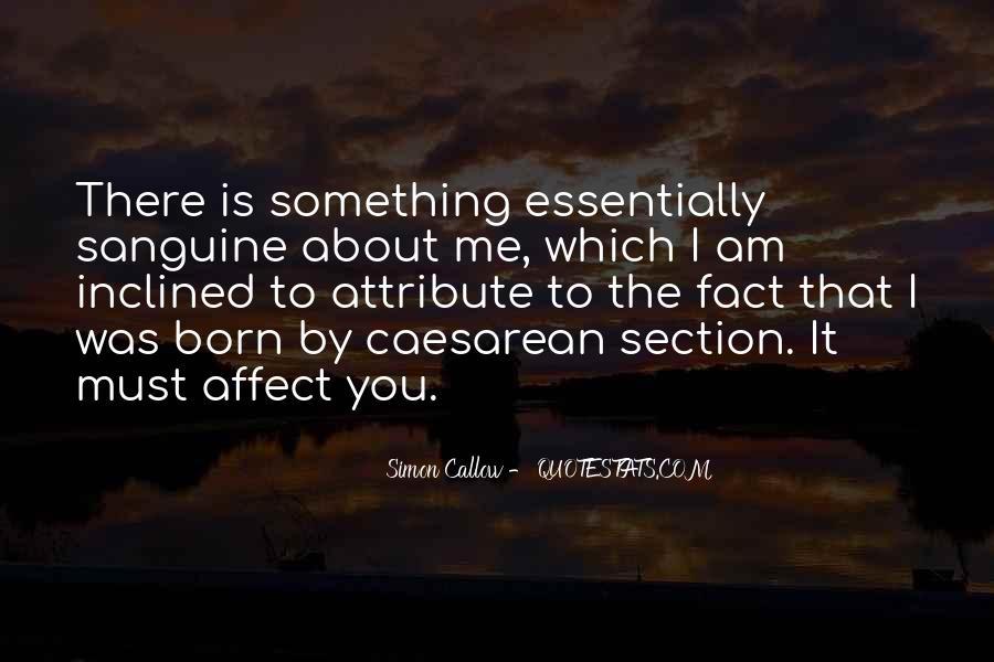 Sanguine's Quotes #1632162