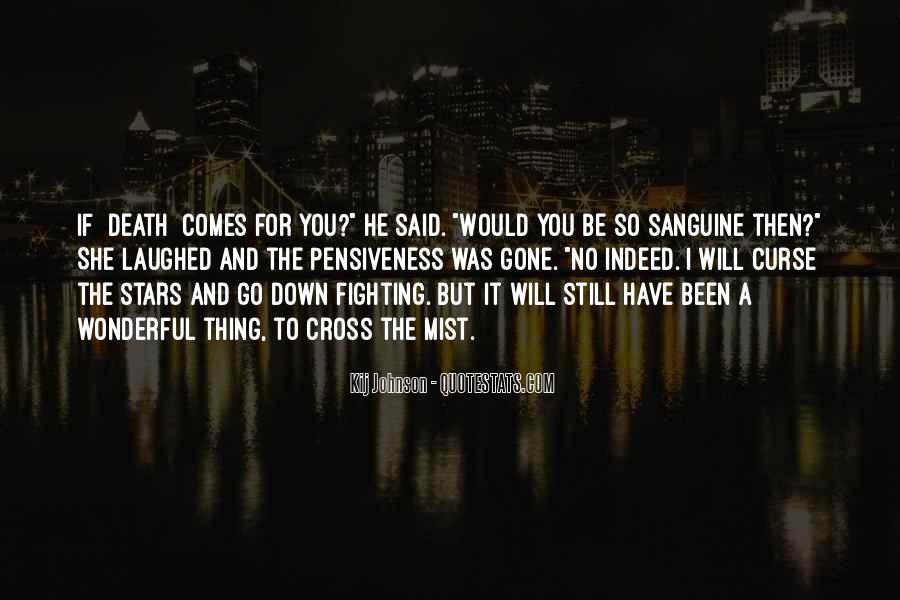 Sanguine's Quotes #456398