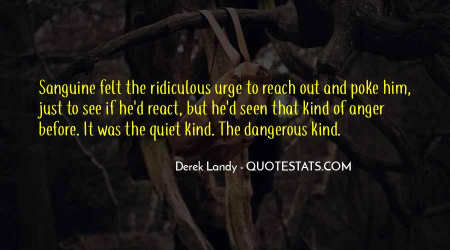 Sanguine's Quotes #475077