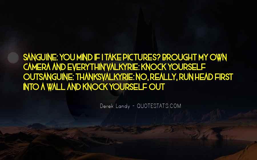 Sanguine's Quotes #48037