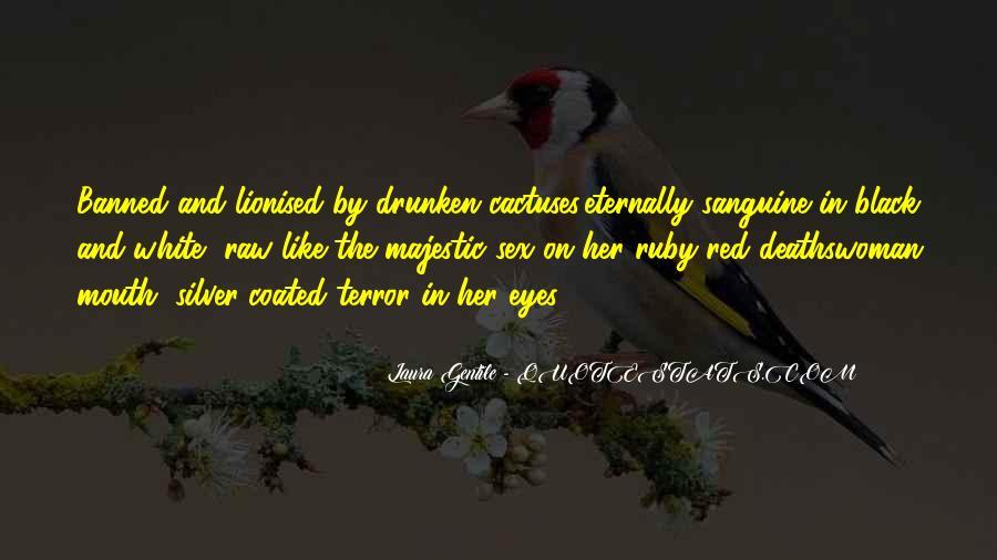 Sanguine's Quotes #533495